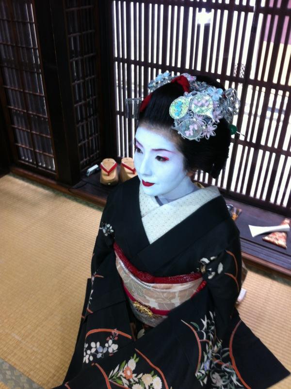 130723 祇園祭で舞妓体験〜着付け編〜_f0164842_20532431.jpg