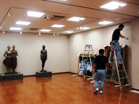 作業日誌39(日展新会館企画展)_c0251346_15443230.jpg
