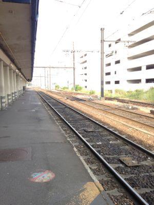 パリの列車☆彡_a0175348_1625287.jpg