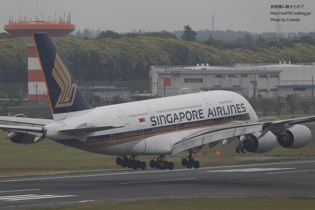 シンガポール航空 (Singapore Airlines)_d0242350_11441295.jpg