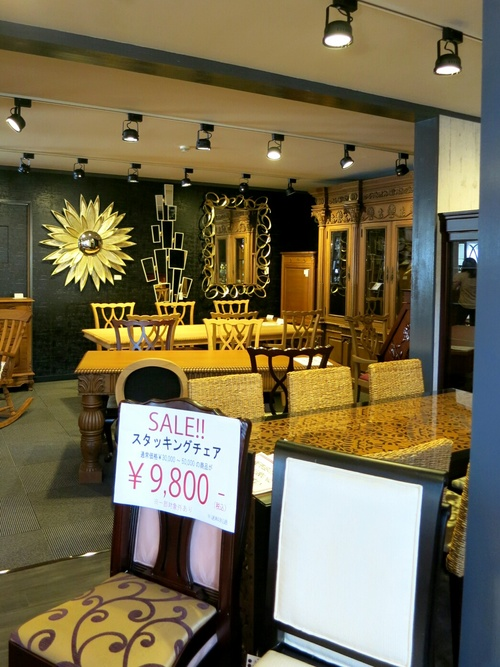 BELLEVUE(ベルビュー)  Fine Furniture ☆ New Open!_f0236260_15135969.jpg