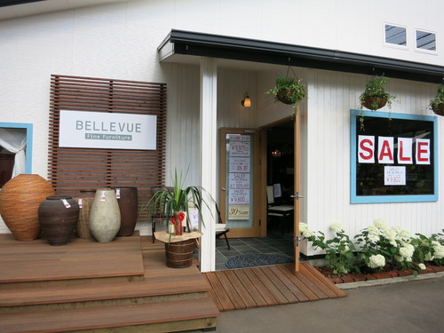 BELLEVUE(ベルビュー)  Fine Furniture ☆ New Open!_f0236260_1592471.jpg
