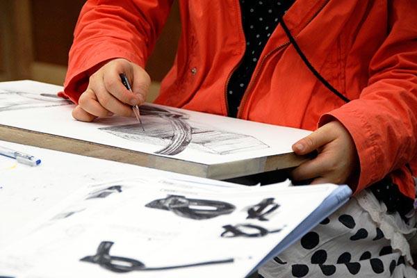 材質感を追求する/デザイン・工芸科 私大コース_f0227963_9223634.jpg
