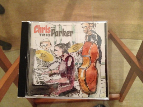 The Chris Parker Trio_c0247284_17143377.jpg