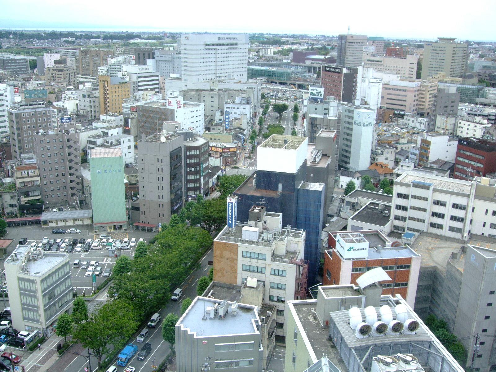 第11話 富山地方鉄道の市内電車に乗ってみる_f0100593_1145040.jpg