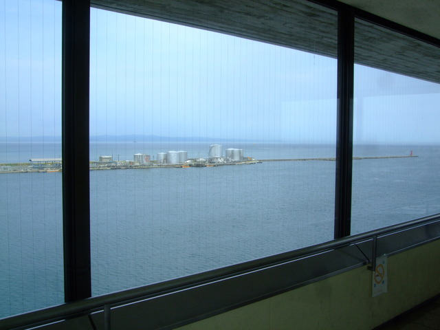 第10話 ポートラムに乗って北前船の岩瀬浜へ @ 富山_f0100593_8373097.jpg