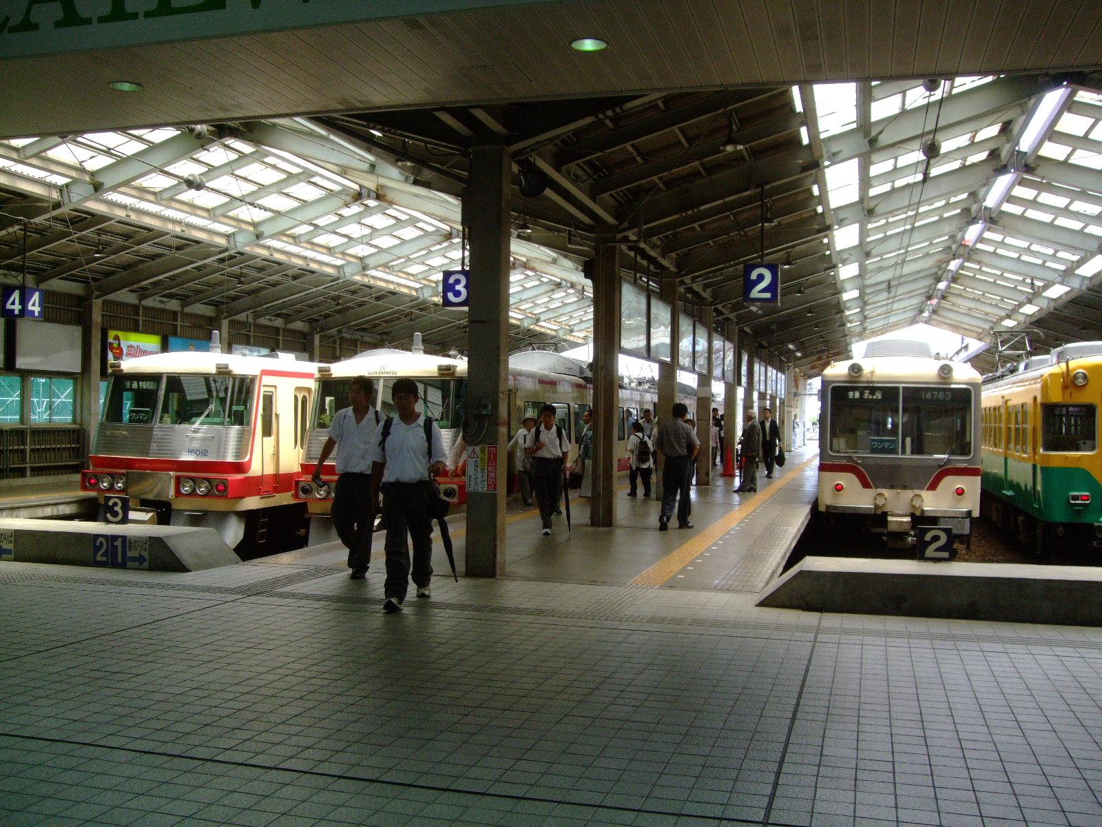 第11話 富山地方鉄道の市内電車に乗ってみる_f0100593_8432686.jpg