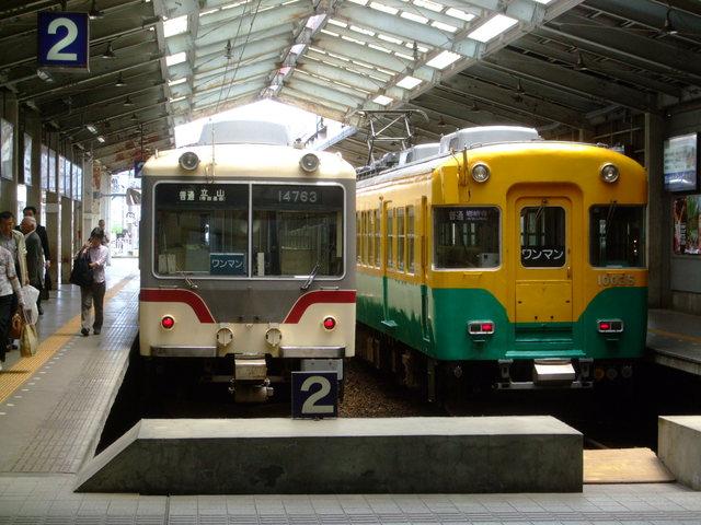 第11話 富山地方鉄道の市内電車に乗ってみる_f0100593_8433485.jpg