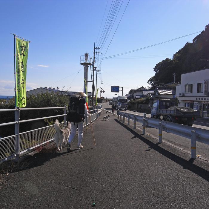 Memory of the second pilgrimage with husky HANA_c0049299_10114293.jpg