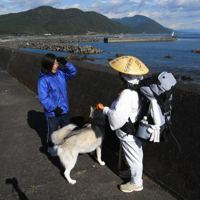 Memory of the second pilgrimage with husky HANA_c0049299_10214473.jpg