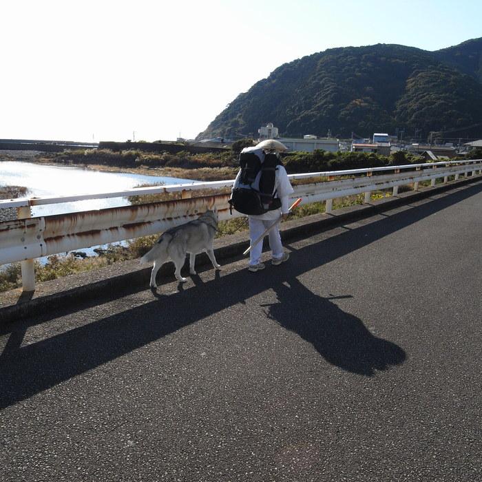 Memory of the second pilgrimage with husky HANA_c0049299_1055124.jpg