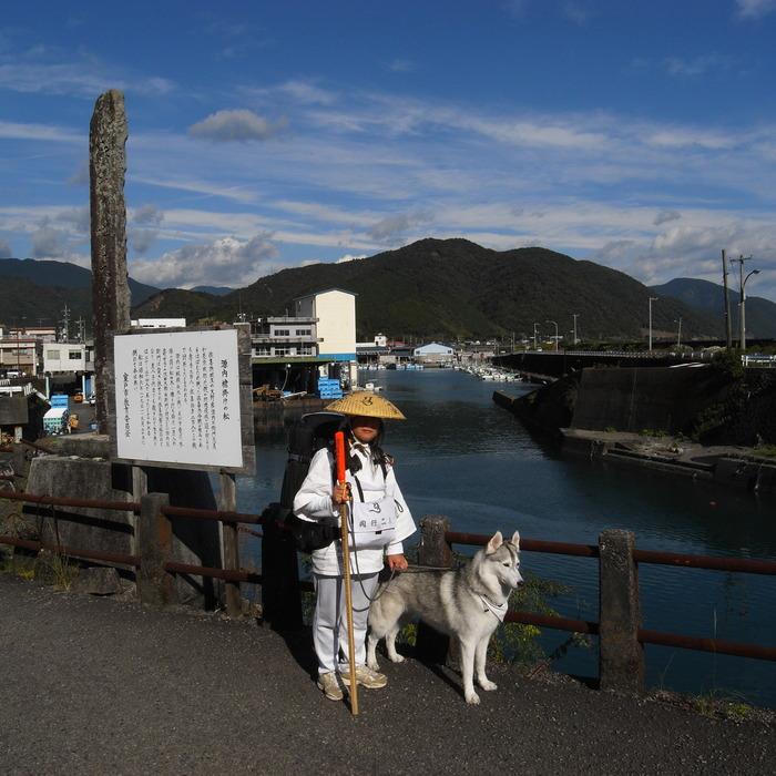 Memory of the second pilgrimage with husky HANA_c0049299_1092857.jpg