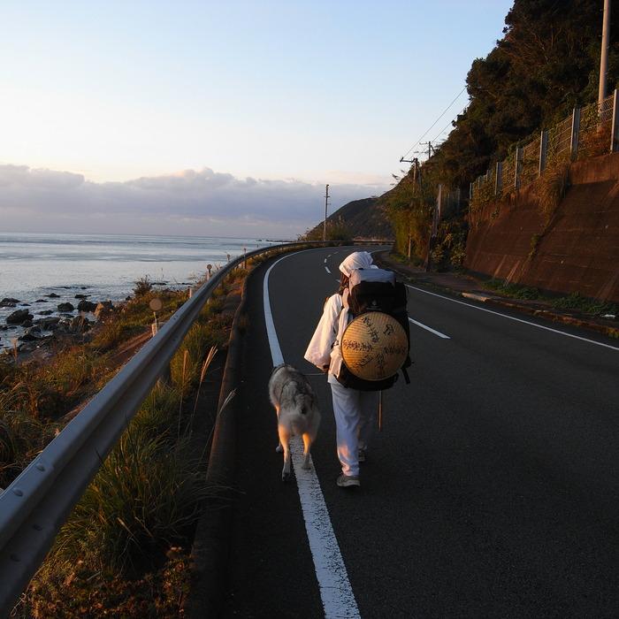 Memory of the second pilgrimage with husky HANA_c0049299_956425.jpg