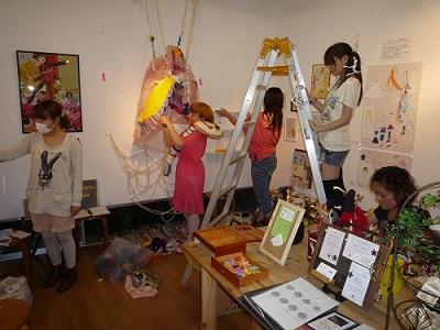 7月24日 夏イベント 『アニマル・ペット・ドール展』 の様子_e0189606_113546100.jpg