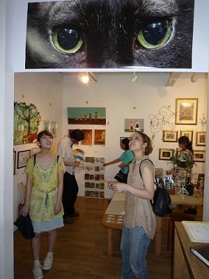 7月24日 夏イベント 『アニマル・ペット・ドール展』 の様子_e0189606_1137208.jpg