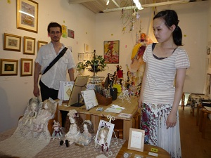 7月24日 夏イベント 『アニマル・ペット・ドール展』 の様子_e0189606_11424912.jpg