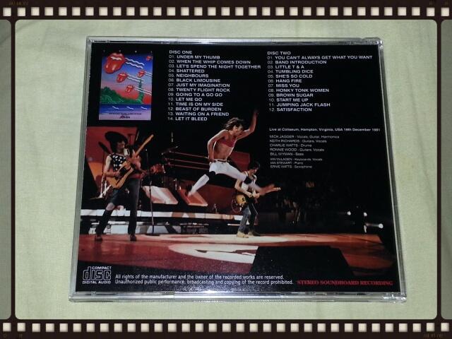THE ROLING STONES / HAMPTON 1981 2ND NIGHT_b0042308_5193862.jpg