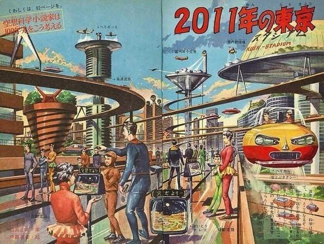 「明治時代の新聞が予想した100年後の未来」:結構あたっているナア!?_e0171614_8375665.jpg