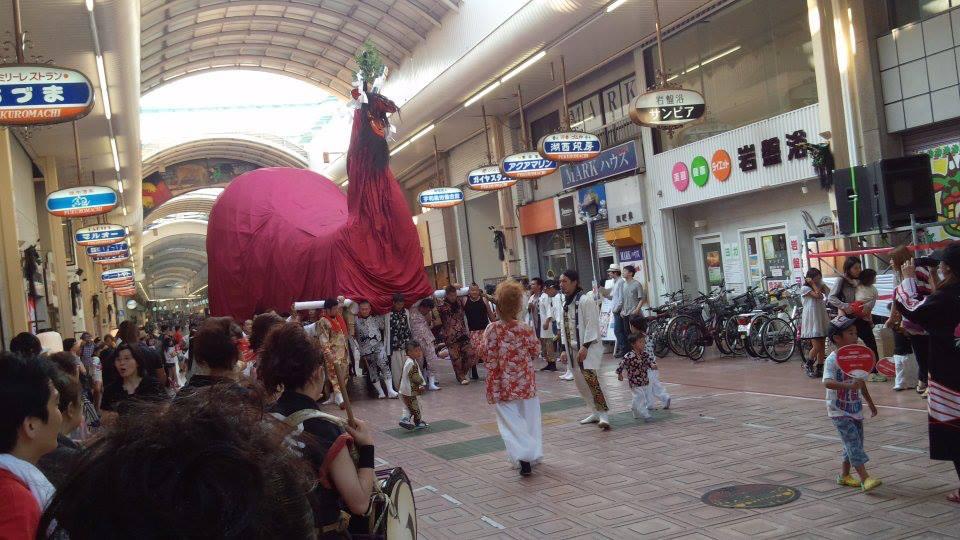 7月22~24日 「宇和島祭り」_f0191324_835676.jpg