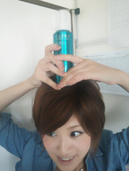 炭酸クレンジングシャンプー☆_e0176128_160844.jpg