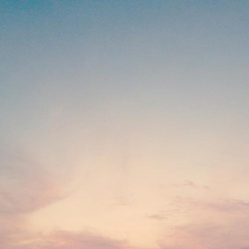夏の夕暮れ_e0131432_1626543.jpg