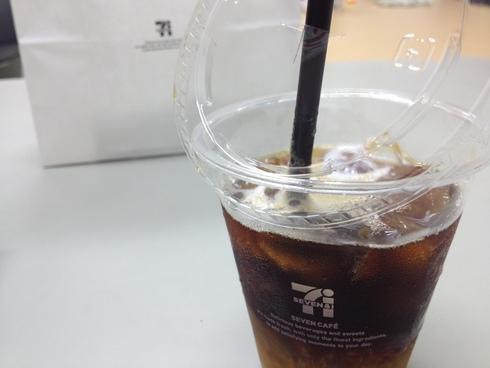 セブンイレブンのコーヒー_d0085634_1420139.jpg