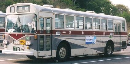 常磐交通自動車 いすゞK-CJM500 +北村_e0030537_23291081.jpg