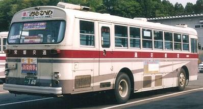常磐交通自動車 いすゞK-CJM500 +北村_e0030537_23292832.jpg