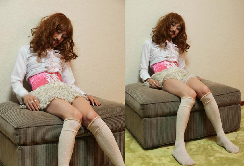 人形になりたい2_d0119642_0444124.jpg