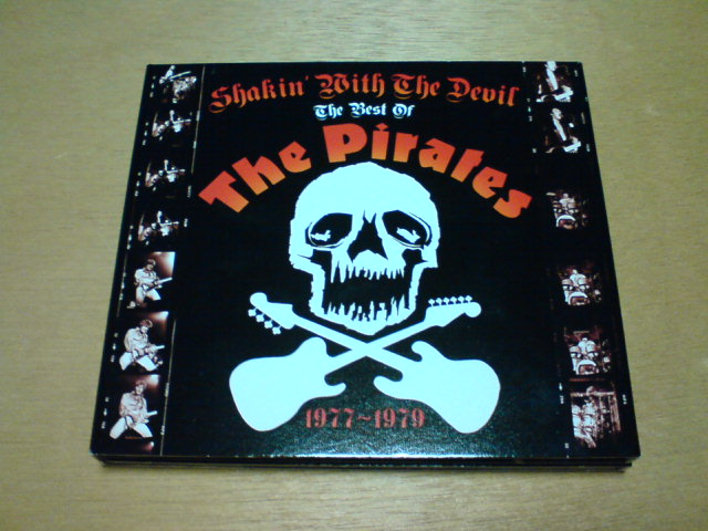 Shakin\' With The Devil The Best Of The Pirates / The Pirates_c0104445_21401248.jpg
