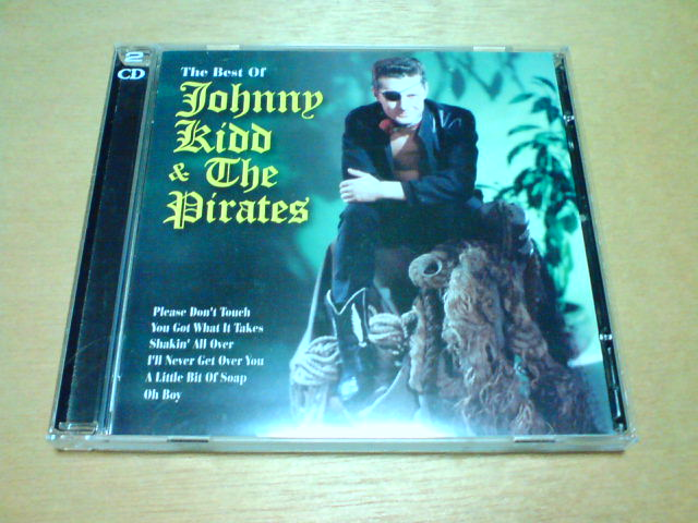 Shakin\' With The Devil The Best Of The Pirates / The Pirates_c0104445_21402025.jpg