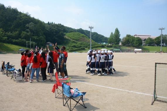 岡山県 準決勝 竜操VS津山東_b0249247_21251456.jpg