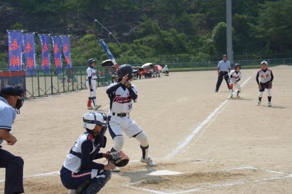 岡山県 準決勝 竜操VS津山東_b0249247_21283163.jpg