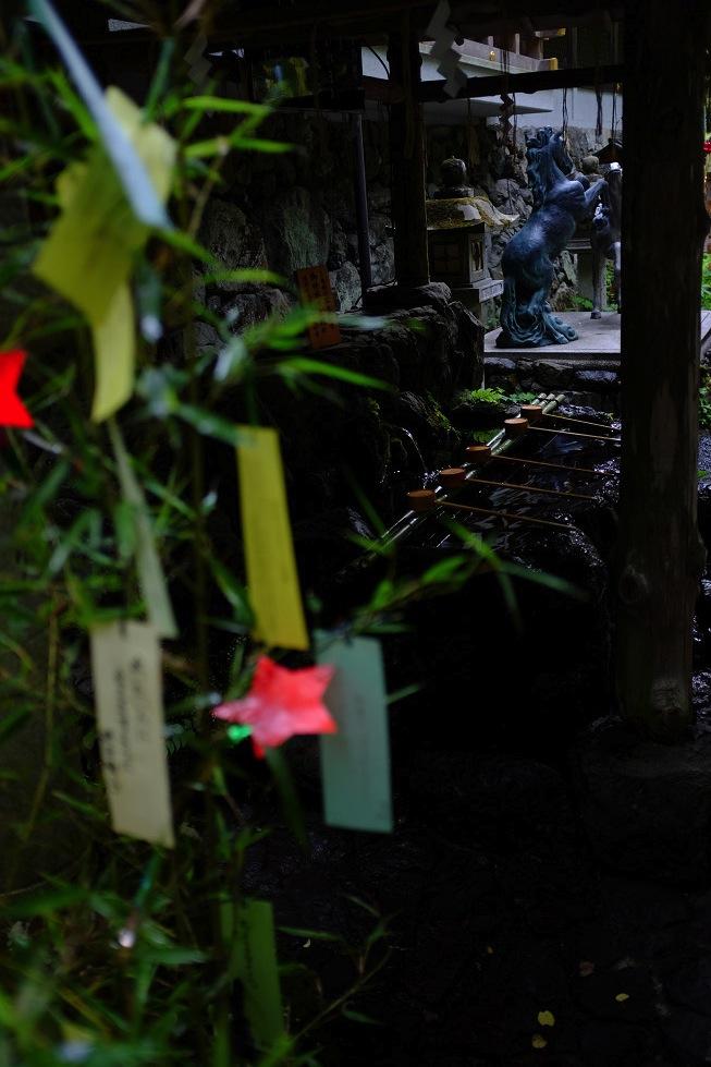 2013夏写真 貴船神社・七夕笹飾り 〜前編〜_f0152550_22104029.jpg