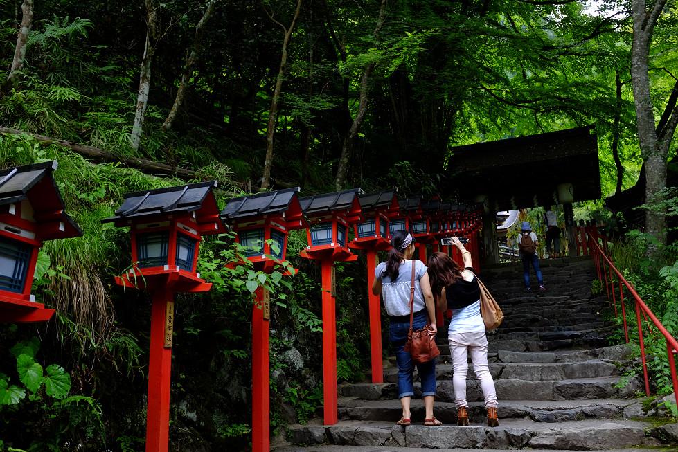 2013夏写真 貴船神社・七夕笹飾り 〜前編〜_f0152550_22113164.jpg