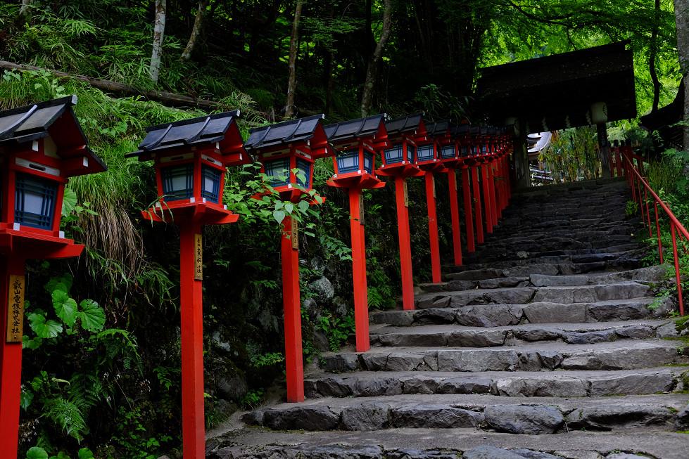 2013夏写真 貴船神社・七夕笹飾り 〜前編〜_f0152550_22114621.jpg