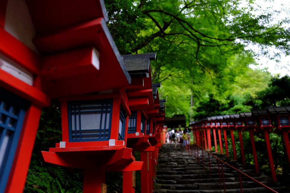 2013夏写真 貴船神社・七夕笹飾り 〜前編〜_f0152550_2272472.jpg