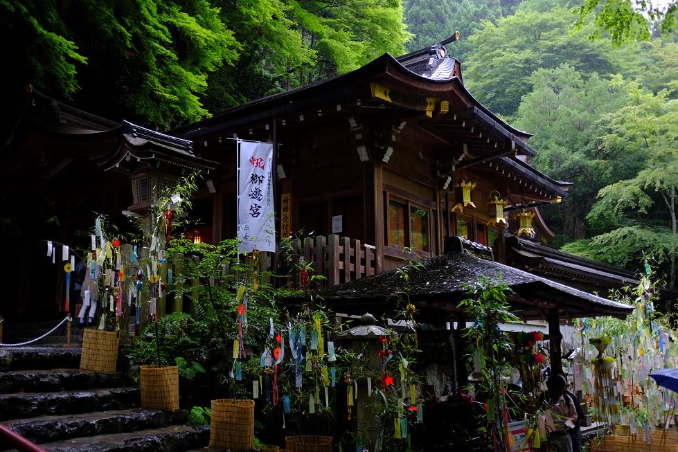 2013夏写真 貴船神社・七夕笹飾り 〜前編〜_f0152550_2282562.jpg