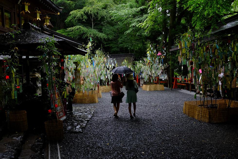 2013夏写真 貴船神社・七夕笹飾り 〜前編〜_f0152550_2283956.jpg