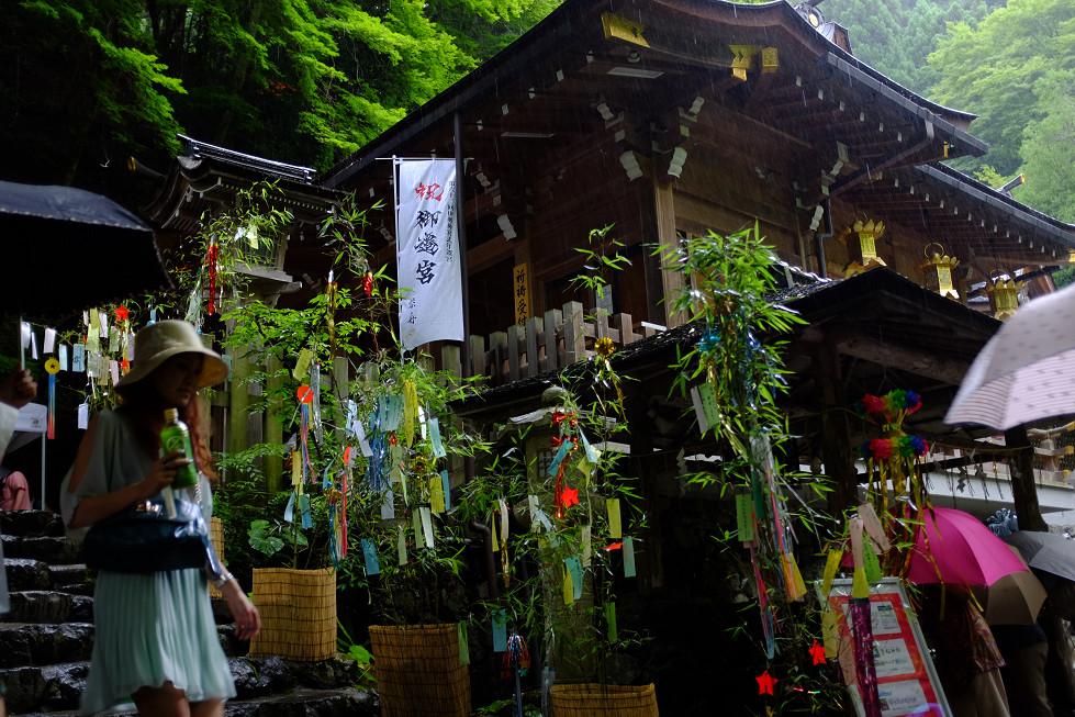 2013夏写真 貴船神社・七夕笹飾り 〜前編〜_f0152550_228979.jpg