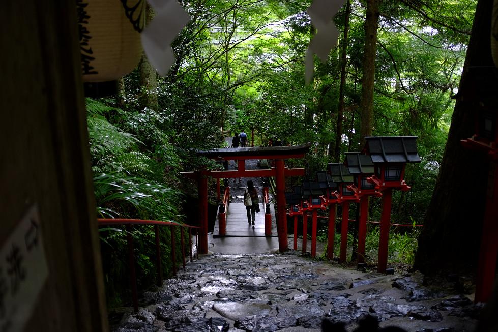 2013夏写真 貴船神社・七夕笹飾り 〜前編〜_f0152550_2292672.jpg
