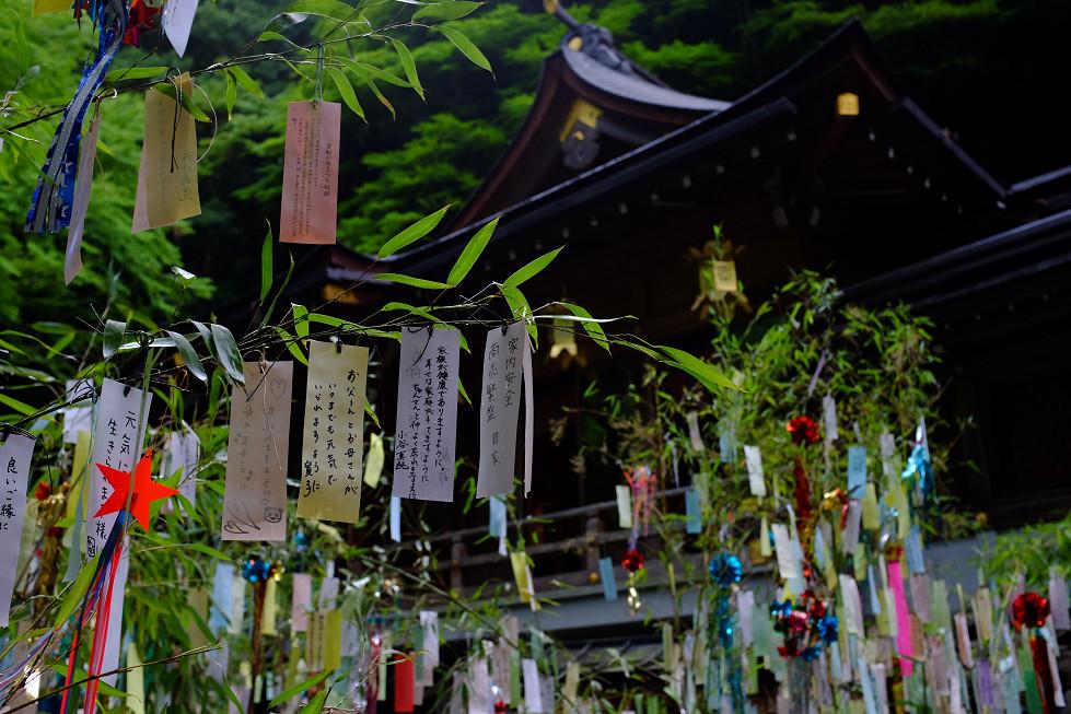 2013夏写真 貴船神社・七夕笹飾り 〜前編〜_f0152550_2294264.jpg