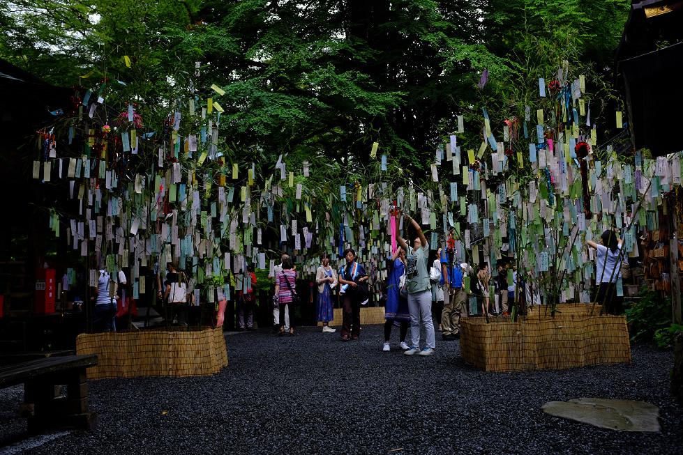 2013夏写真 貴船神社・七夕笹飾り 〜前編〜_f0152550_229958.jpg