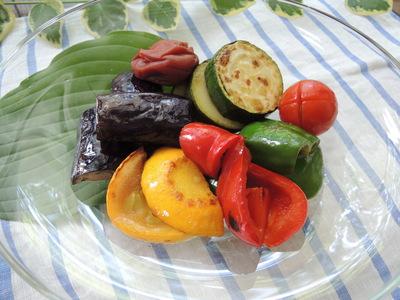 夏のお惣菜_b0252363_1613143.jpg