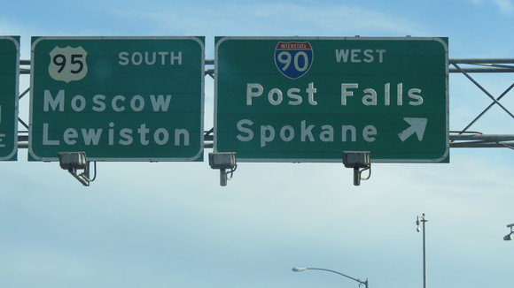SKY130806 夕暮れが近づいて、スポケーン(Spokane)に泊まることに・・・_d0288367_824339.jpg