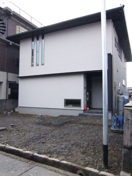 Uさま邸 完成写真を撮りに♪_f0141971_0175968.jpg