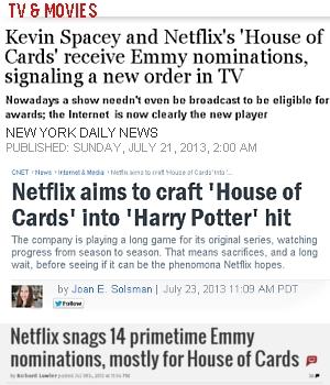 米国TV業界を変える史上最高の政治ドラマ「ハウス・オブ・カーズ」(House of Cards) by Netflix_b0007805_7484895.jpg