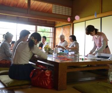 7/21(日)北川小絵子さんによる切り紙ワークショップ終了しました!_c0110117_15363616.jpg