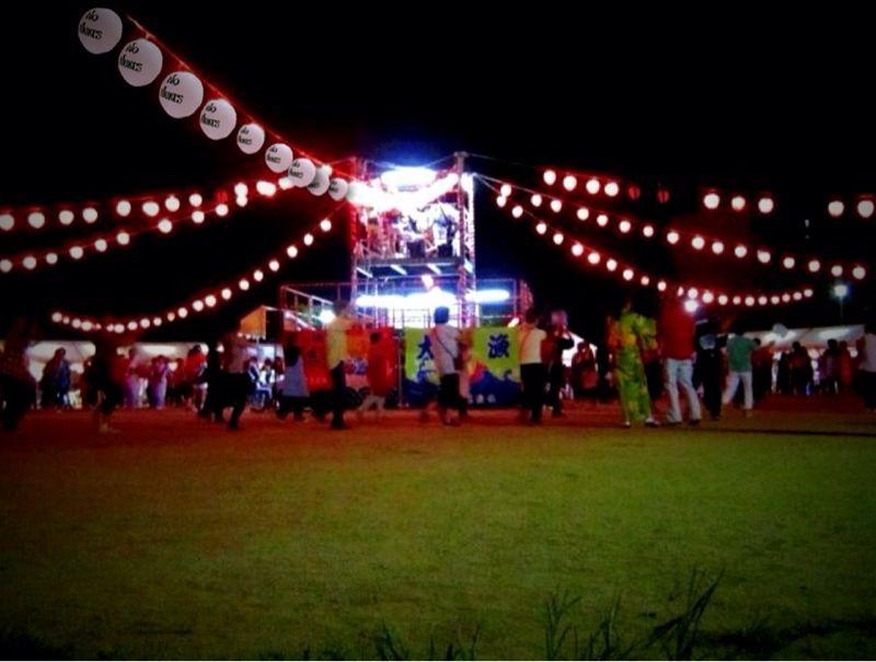 「 大阪市西区の盆踊り情報 」_c0078333_22251314.jpg