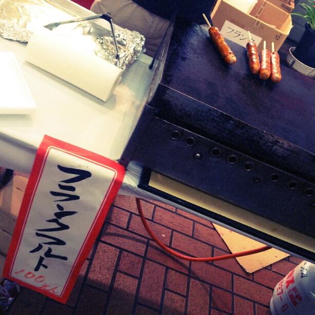 7/23に元町商店街で行われた夜市行ってきました_e0310535_13312544.jpg